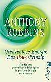 Grenzenlose Energie - Das Powerprinzip: Wie Sie Ihre persönlichen Schwächen in positive Energie verwand