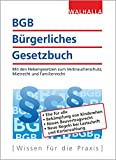 BGB - Bürgerliches Gesetzbuch Ausgabe 2018: Mit den Nebengesetzen zum Verbraucherschutz, Mietrecht und Familienrech