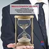 Minuten-Gespräche mit Chefs: 7 Geheimnisse für gewinnbringende Gehaltsverhandlungen, magische Mitarbeitergespräche und souveräne Selbstvermarktung