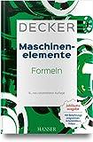 Decker Maschinenelemente - Form